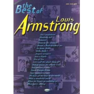 Alfred 52-ML2297 The Best of Louis Armstrong