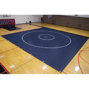 EZ Flex Sport Mats 1393104 42 ft. x 42 ft. x 2 in. Wrestling Mat System