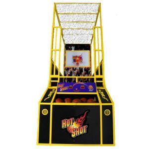The Rock 1399645 Hot Shot Basketball Shooting Machine