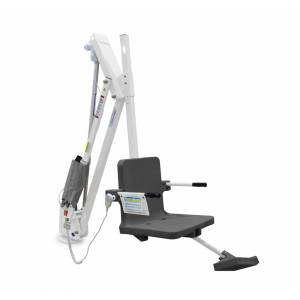 Aqua Creek Products F-MTY600-G 600 lbs Mighty 600 Lift without Anchor, White with Gray Seat
