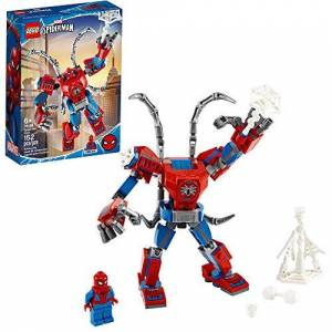 Lego 76146 Super Heroes Spider-Man Mechanism - Pack of 4