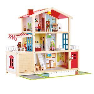 Hape E3405 Doll Family Mansion