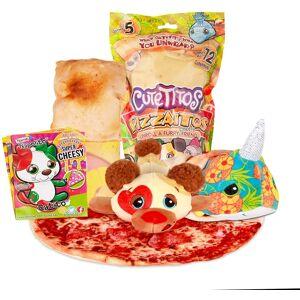 Basic Fun 30379750  Cutetitos Mystery Stuffed Animals Collectible Plush