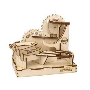 PlayMonster MAMS100BB 6 in. Marbleocity Mini Skate Park Case - Pack of 4