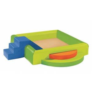 Wesco 55029 Cosy Climbing Ramp Ball Pool without Balls