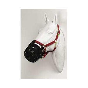 Best Friend Equine Pony Grazing Muzzle Black - BF09S
