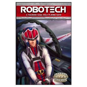 Battlefield Press BPI1334 Star Wars Robotech Role Playing Game