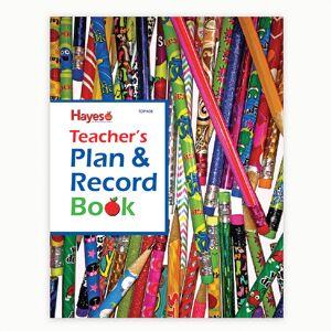FLIPSIDE H-TDP408-2 Hayes Teachers Plan & Record Book - 2 Each