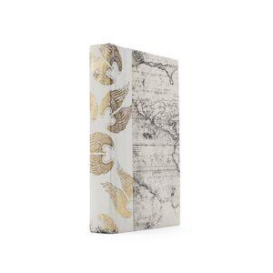 Go Home MG3256LF 8 x 1 x 6 in. Linear Foot of Vultan Tex Gold Books