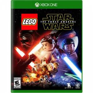 Warner Bros Warner Brothers 1000591529 XB1 Lego Star Wars for the Force Awakens Active Play