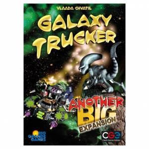 Czech Games Edition CGE00018 Galaxy Trucker - Another Big Expansion Game