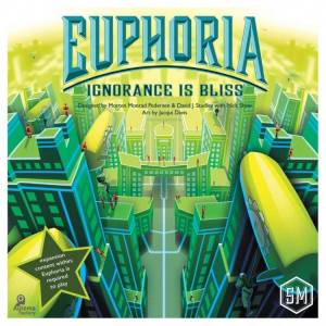 Stonemaier Games STM205 Euphoria Ignorance is Bliss Board Game