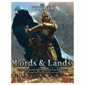 R. Talsorian Games RTGWI11011 The Witcher Lords & Lands