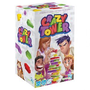 Synapses Games SYGCRZ01EN Crazy Tower Building Block Game