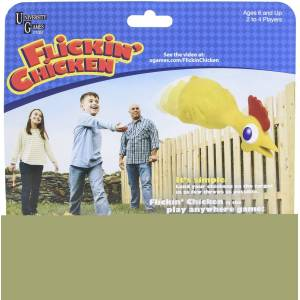 University Games Corporation University Games UG1057 Flicken Chicken Game