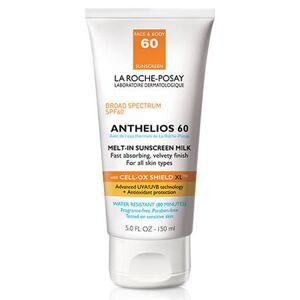 La Roche-Posay ANTHELIOS 60 MELT-IN SUNSCREEN MILK SPF 60 (150 ml / 5 fl oz)
