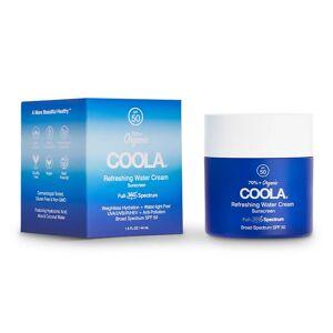 COOLA Refreshing Water Cream Sunscreen Full 360 Spectrum Broad Spectrum SPF 50 (1.5 fl oz / 44 ml)