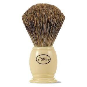 The Art of Shaving Ivory Pure Badger Shaving Brush (ea)