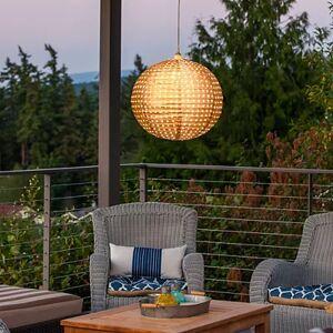 Kirkland's Copper Swiss Dot Pendant Light