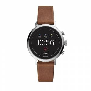 Fossil Gen 4 Q Venture Leather Smartwatch - Fossil