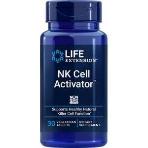 Life Extension NK Cell Activator™ (30 Vegetarian Tablets)