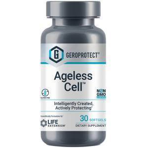 Life Extension GEROPROTECT® Ageless Cell™ (30 Softgels)
