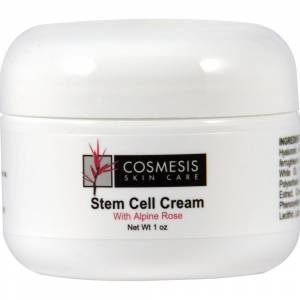 Cosmesis Stem Cell Cream with Alpine Rose, 1 oz