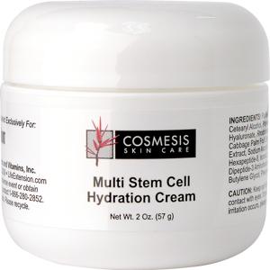 Cosmesis Multi Stem Cell Hydration Cream, 2 oz