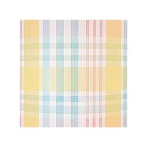 Paper Mart #g6890 Pastel Plaid - Gift Wrap - 24 X 417' - - Gift Wrapping Paper by Paper Mart