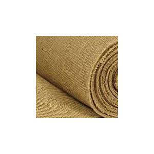 """Paper Mart Natural Jute Fabric - 9"""" X 10 Yards - Type: Roll by Paper Mart"""
