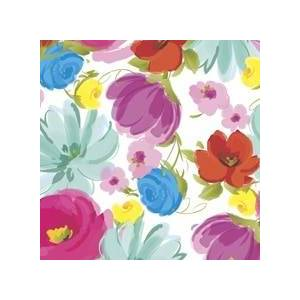 """Paper Mart #g8940 Painted Garden - Gift Wrap - 30"""" X 417' - - Gift Wrapping Paper by Paper Mart"""