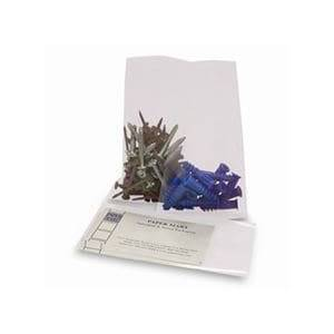 Paper Mart 1.5 Mil Clear Flat Bopp Bags - 8 X 10 - Polypropylene / Cellophane - Quantity: 500 - Type: 1.5 Mil by Paper Mart