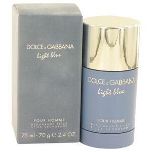 Dolce & Gabbana Light Blue Deodorant by Dolce & Gabbana 2.4 oz Deodorant Stick for Men