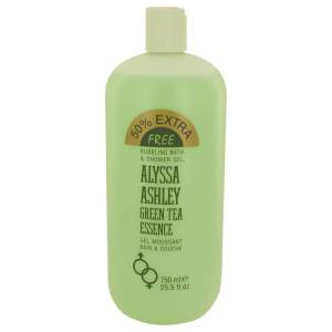 Alyssa Ashley Green Tea Essence Shower Gel 25.5 oz Shower Gel for Women