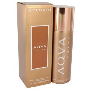 Bvlgari Aqua Amara Cologne by Bvlgari 5 oz Body Spray for Men