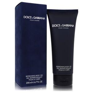 Dolce & Gabbana Shower Gel  6.8 oz Refreshing Body Gel for Men