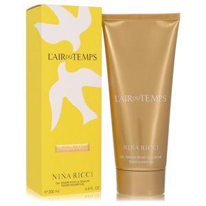 Nina Ricci L'air Du Temps Shower Gel by Nina Ricci 6.6 oz Shower Gel for Women