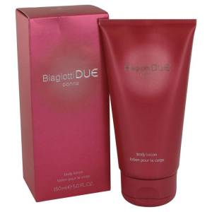 Laura Biagiotti Due Body Lotion by Laura Biagiotti 5 oz Body Lotion for Women