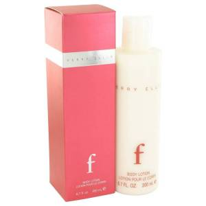 Perry Ellis F Body Lotion by Perry Ellis 6.7 oz Body Lotion for Women