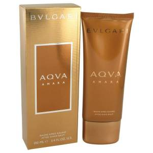 Bvlgari Aqua Amara After Shave Balm 3.4 oz After Shave Balm for Men