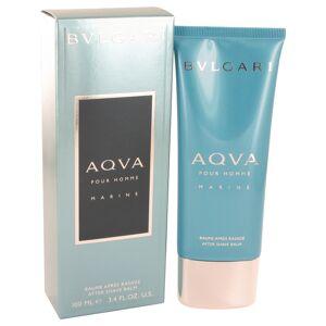 Bvlgari Aqua Marine After Shave Balm 3.4 oz After Shave Balm for Men