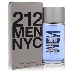 Carolina Herrera 212 Cologne by Carolina Herrera 6.8 oz EDT Spray for Men
