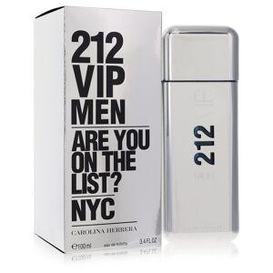 Carolina Herrera 212 Vip Cologne by Carolina Herrera 3.4 oz EDT Spay for Men