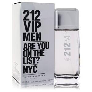 Carolina Herrera 212 Vip Cologne by Carolina Herrera 6.7 oz EDT Spay for Men