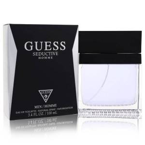 Guess Seductive Cologne by Guess 1 oz EDT Spray for Men