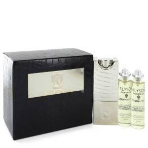 Alyson Oldoini Rhum D'hiver Cologne 2 oz EDP Refillable Spray Includes 3 x 20ml Refills and Atomizer for Men