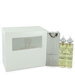 Alyson Oldoini Oranger Moi Perfume 2 oz EDP Refillable Spray Includes 3 x 20ml Refills and Refillable Atomizer for Women