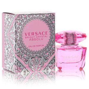 Versace Bright Crystal Absolu Mini by Versace .17 oz Mini EDP for Women