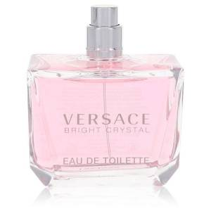 Versace Bright Crystal Perfume by Versace 3 oz EDT Spray(Tester) for Women