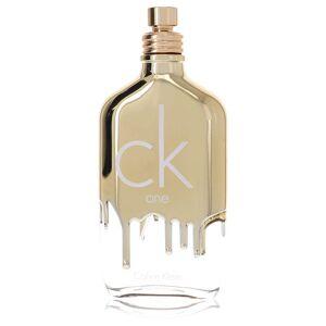 Calvin Klein Ck One Gold Perfume 3.4 oz EDT Spray (Unisex Tester) for Women